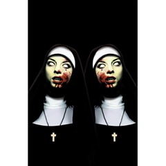 Horror Nuns 5 5  X 8 5  Notebooks by Valentinaart