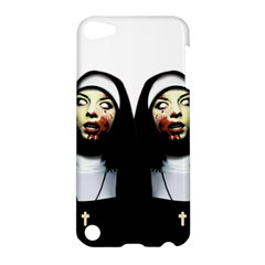 Horror Nuns Apple Ipod Touch 5 Hardshell Case by Valentinaart
