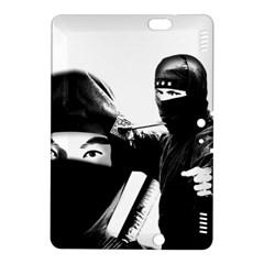 Ninja Kindle Fire Hdx 8 9  Hardshell Case by Valentinaart
