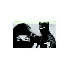 Ninja Cosmetic Bag (xs) by Valentinaart