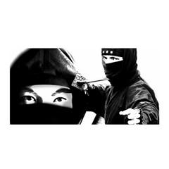 Ninja Satin Wrap by Valentinaart