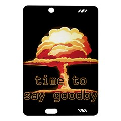 Nuclear Explosion Amazon Kindle Fire Hd (2013) Hardshell Case by Valentinaart