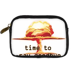 Nuclear Explosion Digital Camera Cases by Valentinaart