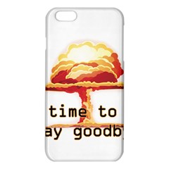 Nuclear Explosion Iphone 6 Plus/6s Plus Tpu Case by Valentinaart