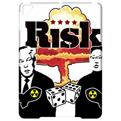 Nuclear Explosion Trump And Kim Jong Apple Ipad Pro 9 7   Hardshell Case by Valentinaart