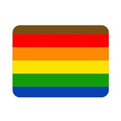 Philadelphia Pride Flag Double Sided Flano Blanket (mini)  by Valentinaart