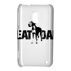 Great Dane Nokia Lumia 620 by Valentinaart