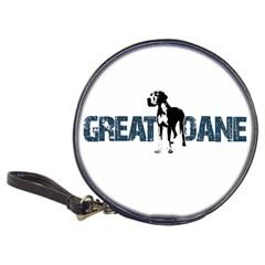 Great Dane Classic 20 Cd Wallets by Valentinaart