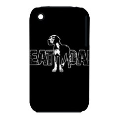 Great Dane Iphone 3s/3gs by Valentinaart