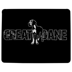Great Dane Jigsaw Puzzle Photo Stand (rectangular) by Valentinaart
