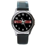Great Dane Round Metal Watch
