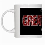 Great Dane White Mugs