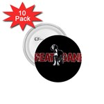 Great Dane 1.75  Buttons (10 pack)