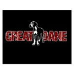 Great Dane Rectangular Jigsaw Puzzl