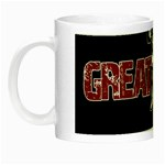 Great Dane Night Luminous Mugs