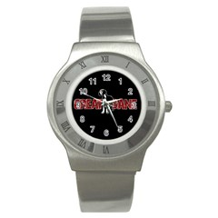 Great Dane Stainless Steel Watch