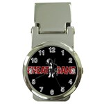 Great Dane Money Clip Watches