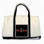 Great Dane Two Tone Tote Bag