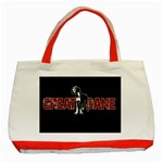 Great Dane Classic Tote Bag (Red)