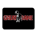 Great Dane Plate Mats