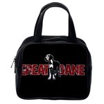 Great Dane Classic Handbags (One Side)