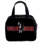 Great Dane Classic Handbags (2 Sides)