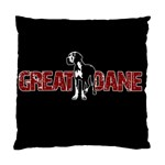 Great Dane Standard Cushion Case (Two Sides)