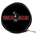 Great Dane Mini Makeup Bags