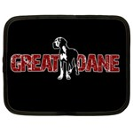 Great Dane Netbook Case (XL)