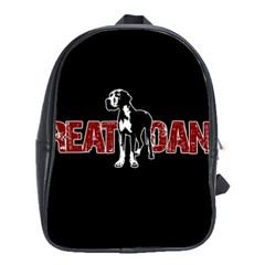 Great Dane School Bags(Large)