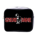 Great Dane Mini Toiletries Bags