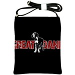 Great Dane Shoulder Sling Bags