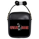 Great Dane Girls Sling Bags