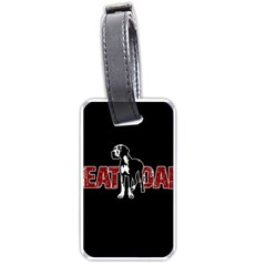 Great Dane Luggage Tags (Two Sides)