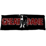 Great Dane Body Pillow Case (Dakimakura)