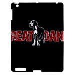 Great Dane Apple iPad 3/4 Hardshell Case