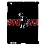 Great Dane Apple iPad 3/4 Hardshell Case (Compatible with Smart Cover)