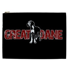 Great Dane Cosmetic Bag (XXL)