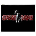Great Dane Cosmetic Bag (XXXL)
