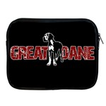 Great Dane Apple iPad 2/3/4 Zipper Cases