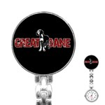 Great Dane Stainless Steel Nurses Watch