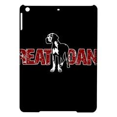 Great Dane iPad Air Hardshell Cases