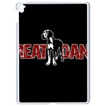 Great Dane Apple iPad Pro 9.7   White Seamless Case