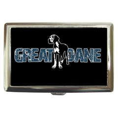 Great Dane Cigarette Money Cases by Valentinaart