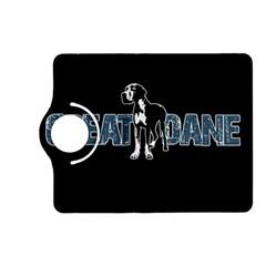 Great Dane Kindle Fire Hd (2013) Flip 360 Case by Valentinaart