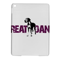 Great Dane Ipad Air 2 Hardshell Cases by Valentinaart