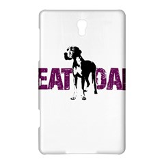 Great Dane Samsung Galaxy Tab S (8 4 ) Hardshell Case  by Valentinaart