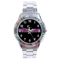 Great Dane Stainless Steel Analogue Watch by Valentinaart