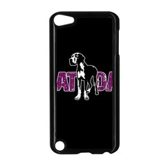 Great Dane Apple Ipod Touch 5 Case (black) by Valentinaart