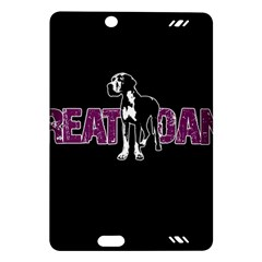 Great Dane Amazon Kindle Fire Hd (2013) Hardshell Case by Valentinaart